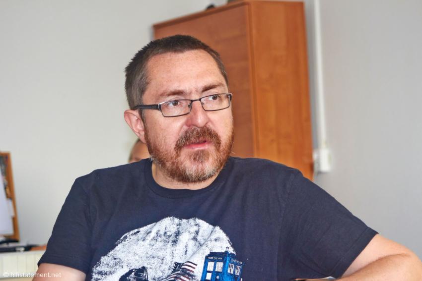 Marcin Hamerla ist der Kopf und Inhaber des polnischen Zweigs von Mytek