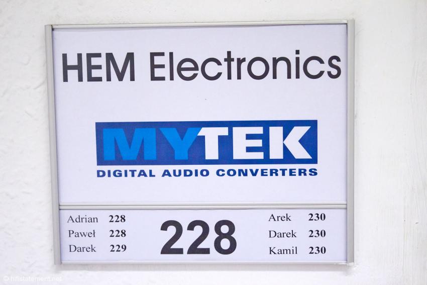 HEM Electronics ist Marcin Hamerlas Firma, die die Mytek-Geräte fertigt