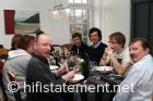 Der tägliche Mittagstisch: Freunde, Kunden, Mitarbeiter
