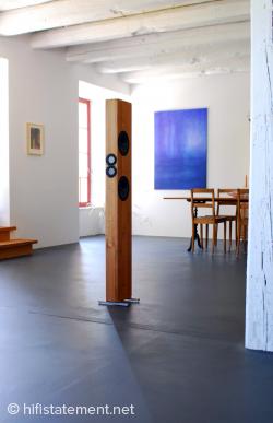 Der SLS von Boenicke Audio