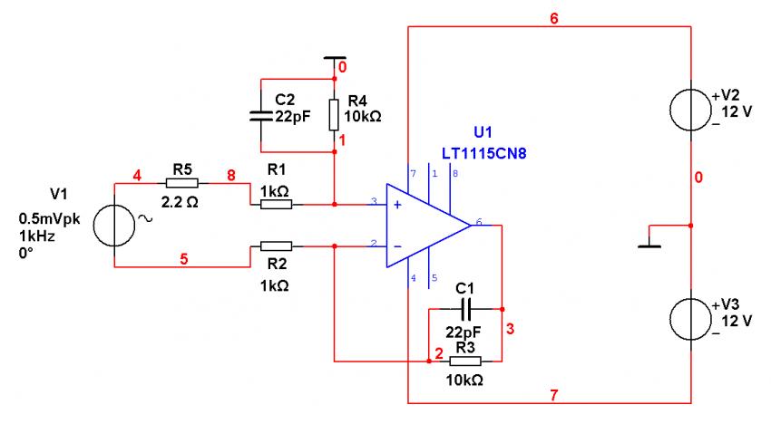 Bild 15: ZYX mit elektronischer Symmetrierung
