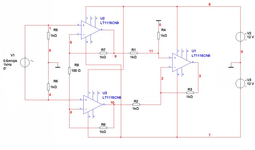 Bild 23: 3-OP-Symmetrierer