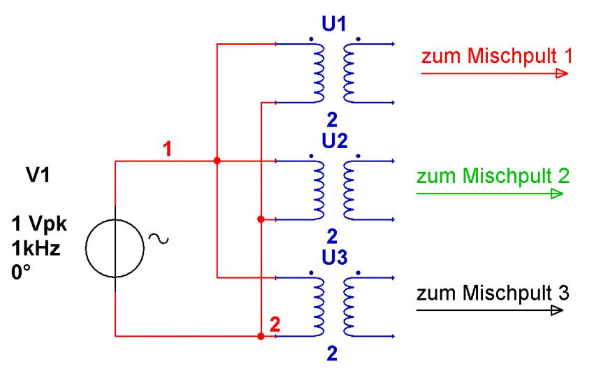 Bild 7: Splitttransformator