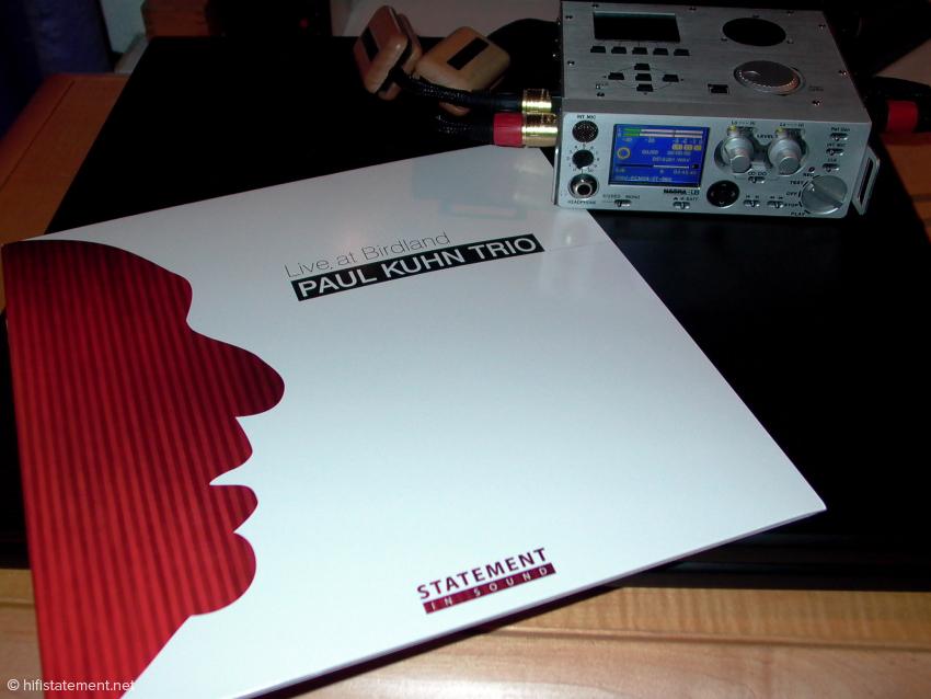 """""""Griff"""", der dritte Titel der zweiten Seite der ersten Statement in Sound-LP dient als Klangbeispiel für dieses Experiment"""