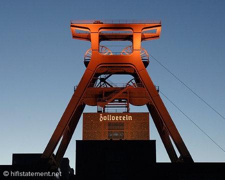 Zeche Zollverein: Kathedrale der Industriekultur