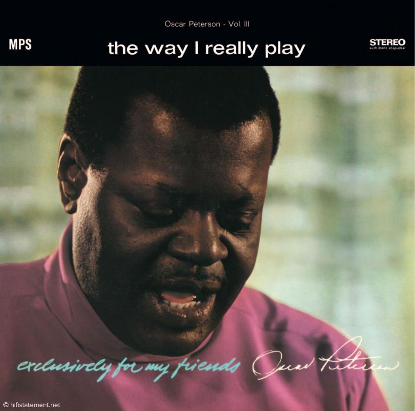 In Jazzkreisen galt The Way I Really Play als eine seiner besten Arbeiten. Auch mit ein Verdienst von Brunner-Schwer. Die kraftvolle Spielweise von Peterson war bei Aufnahmen bisheriger Label nicht in dieser Form zu hören.