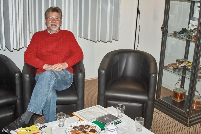 Dieter Fricke ist der Grandseigneur der Klangmeister. Mit seiner Erfahrung von über 50 Jahren ist er noch aktiv im Alltagsgeschäft tätig, aber vor allem unternehmerischer Visionär