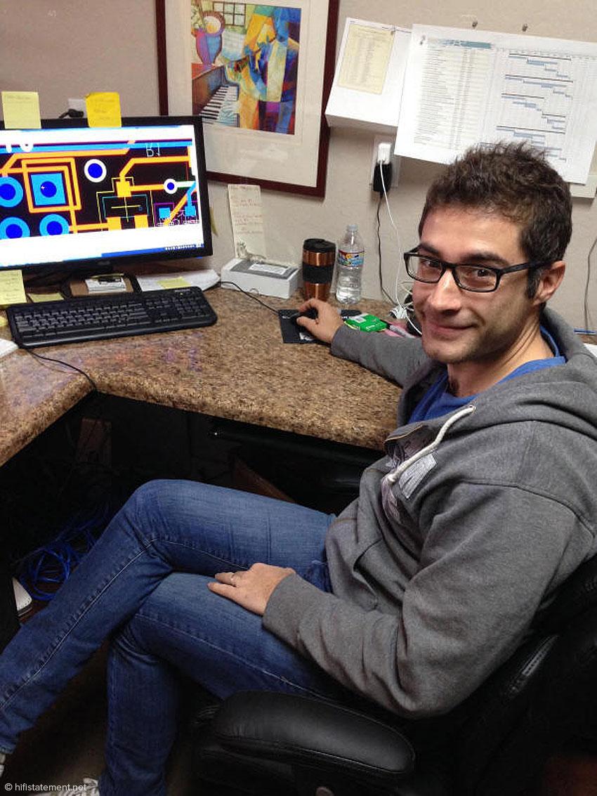 Francesco: Digital-Ingenieur par Excellence