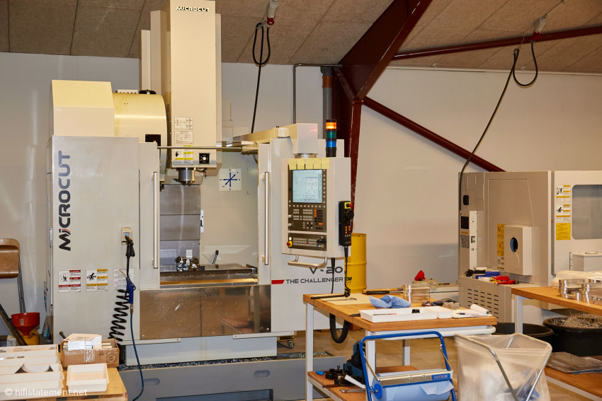 …the 3-axis CNC machine from Microcut