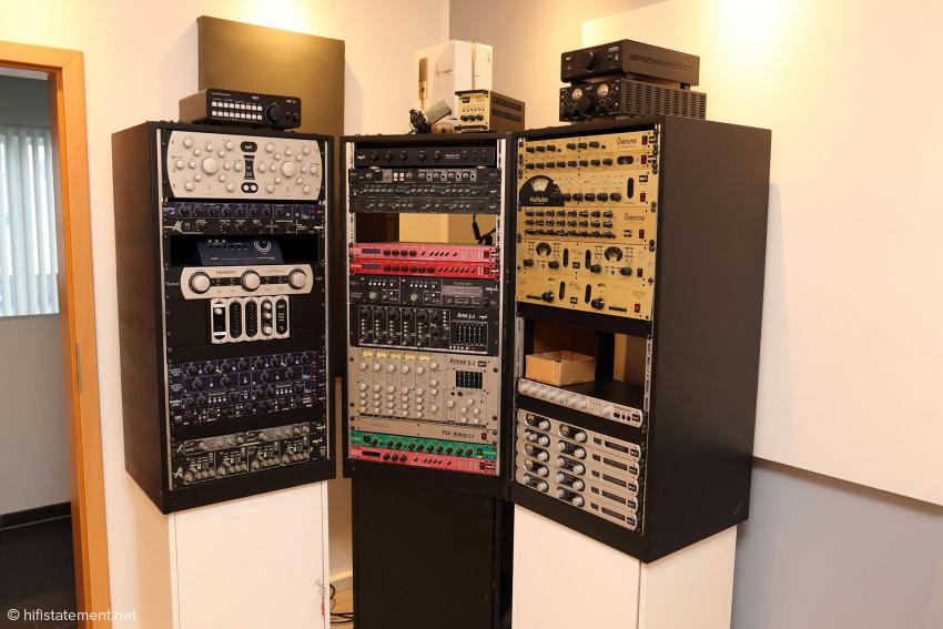 Eine nicht vollständige Sammlung von SPL-Geräten