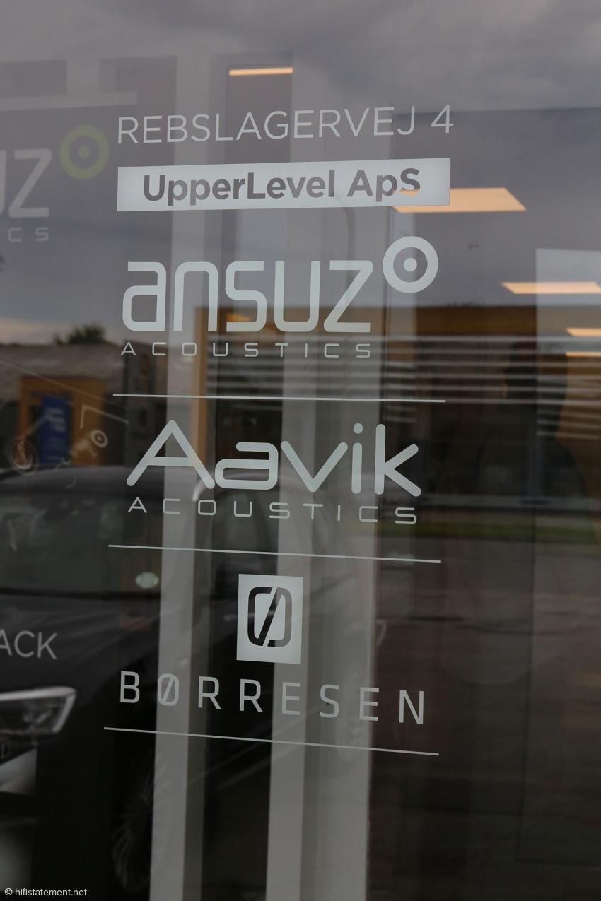 Die Firmenkonstruktion auf einen Blick. ApS steht für Anpartsselskab und ist mit der deutschen GmbH vergleichbar