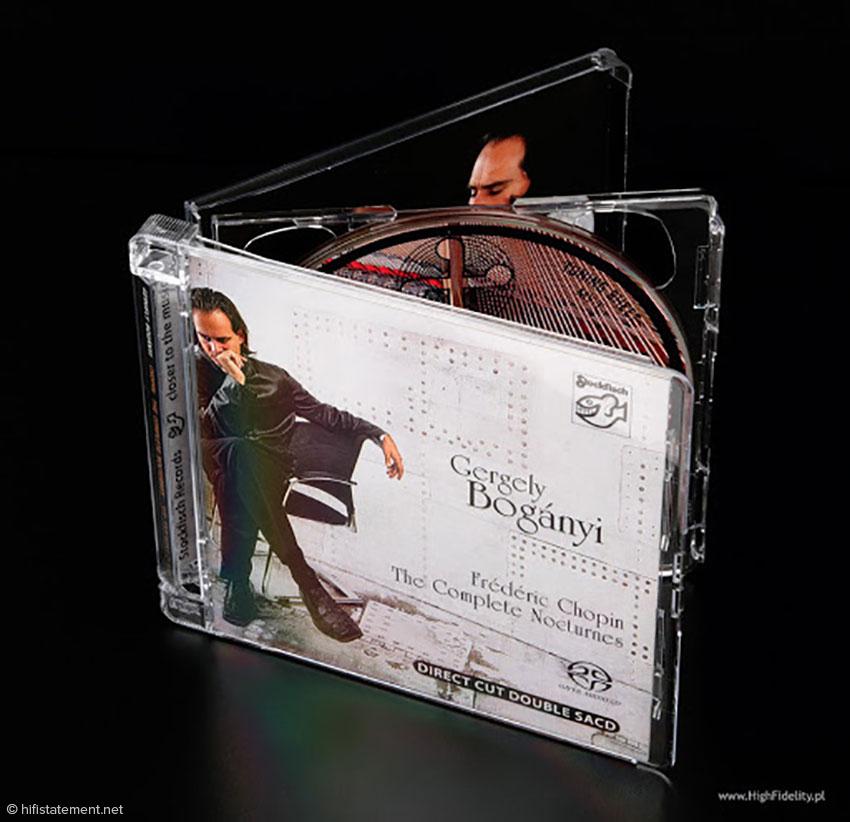 Entspannungsmusik für den Autor: Gergely Bogányi spielt sämtliche Nucturnes von Fréderic Chopin