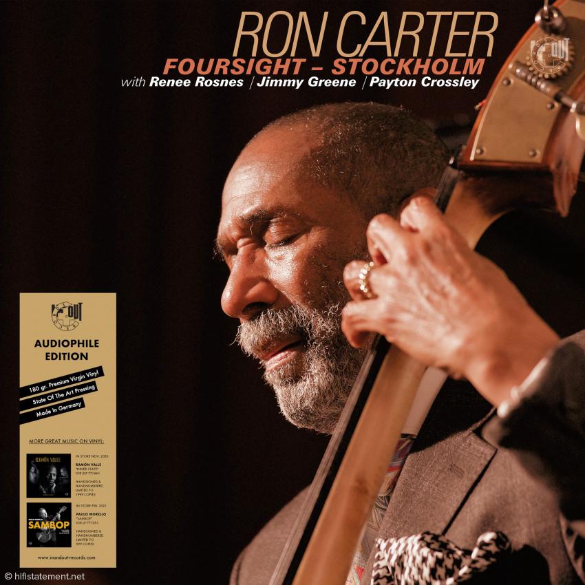 Das Album ist knapp 2.000 Exemplare limitiert. Die Vinyl-Ausgabe klingt auf der Anlage des Autors besser als die Highres-Variante