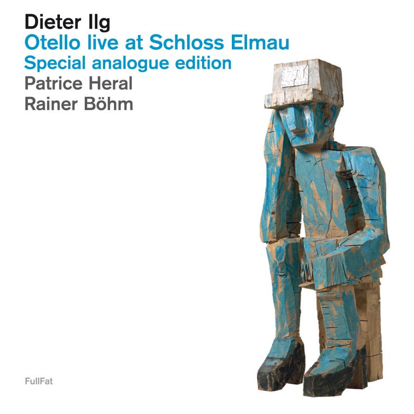 Auf der LP sind andere Stücke zu hören als auf der Studio- und Live-CD. Selbstverständlich entschied sich auch Dieter Ilg für ein oppulentes Klapp-Cover