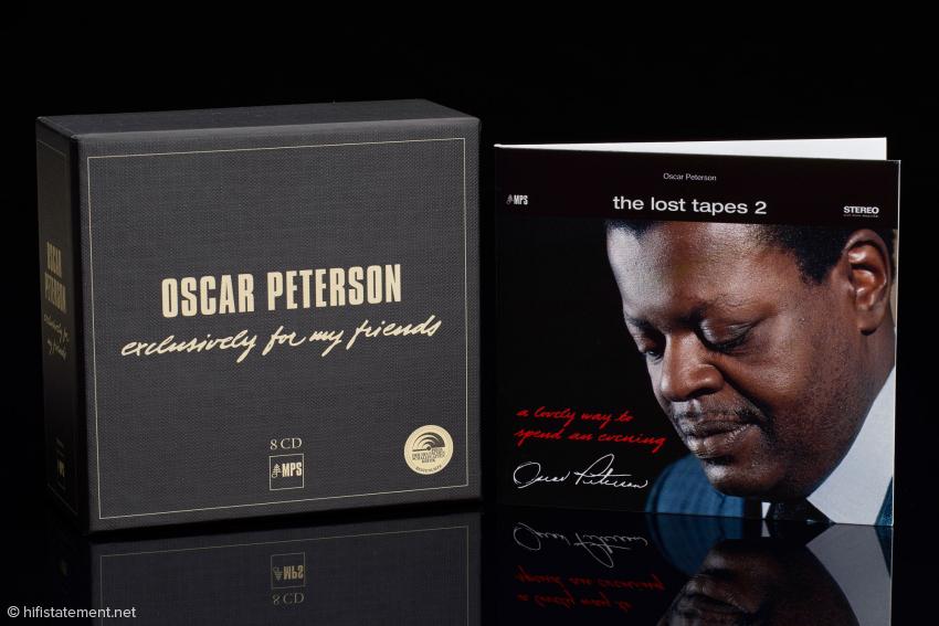 Die CD-Box und das Album, von dem der Download stammt