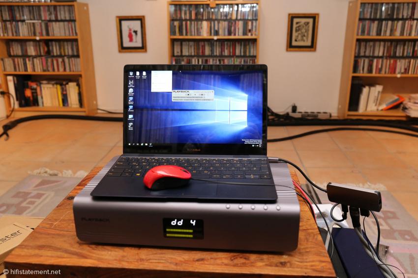 Sonoma mit Windows Server und Audiophile Optimizer