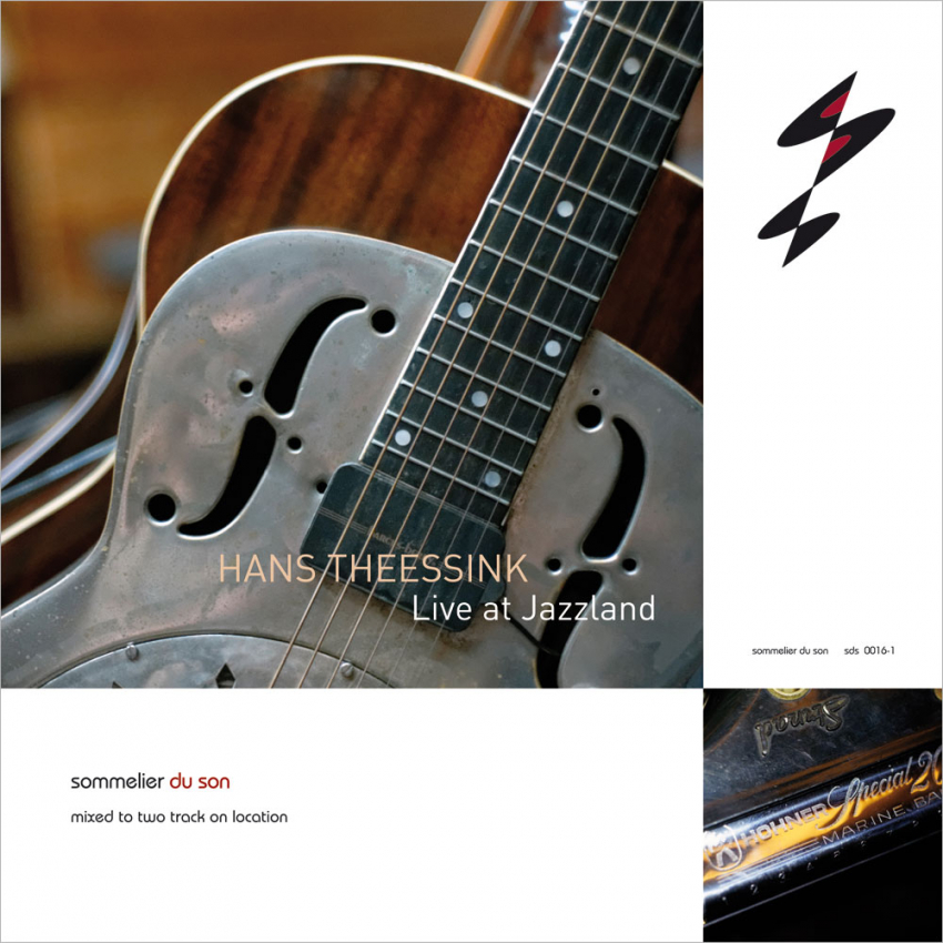 Hans Theessink - Live at Jazzland