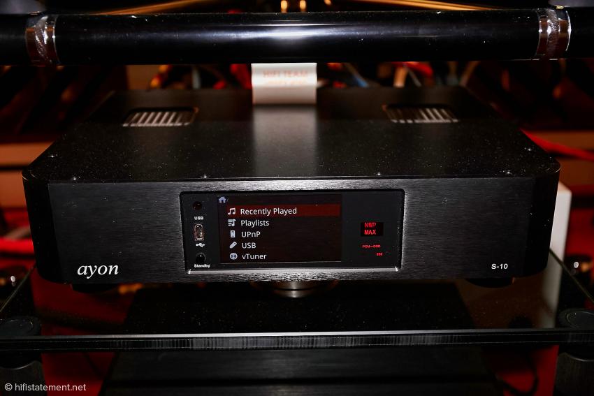 Der modular aufgebaute S10 Server ist für die Zukunft gerüstet. Man kann alle Neuerungen nachrüsten