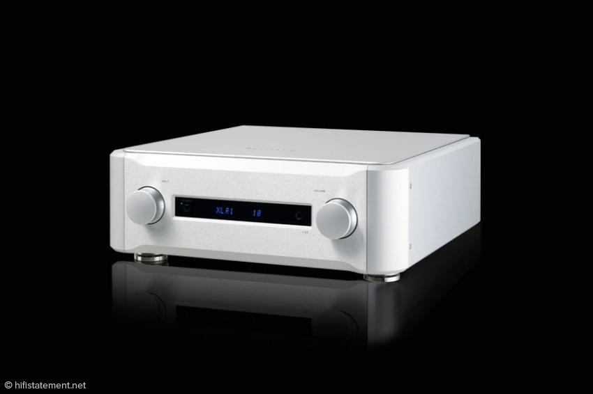 Esoteric ergänzt die Master Sound Works Serie mit dem Vollverstärker I-03