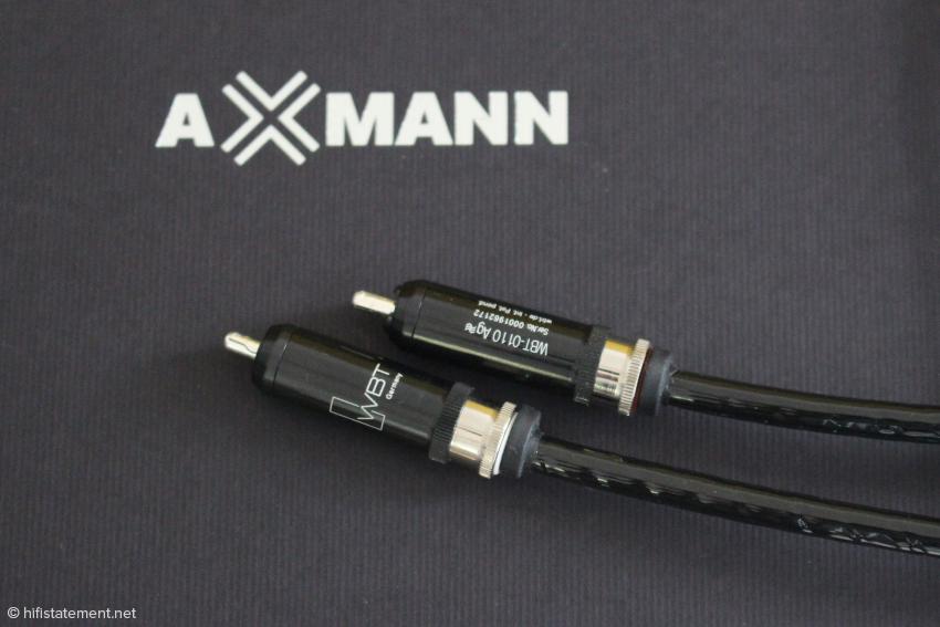 So entstehen außergewöhnliche NF-Kabel mit herausragenden Eigenschaften und feinem Klang.
