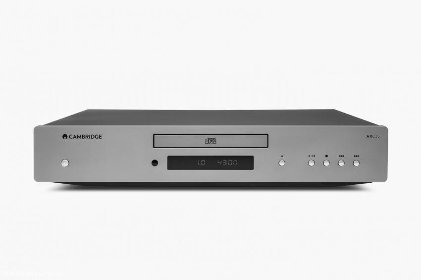 Die Quelle: AXC25 und AXC35 CD-Player