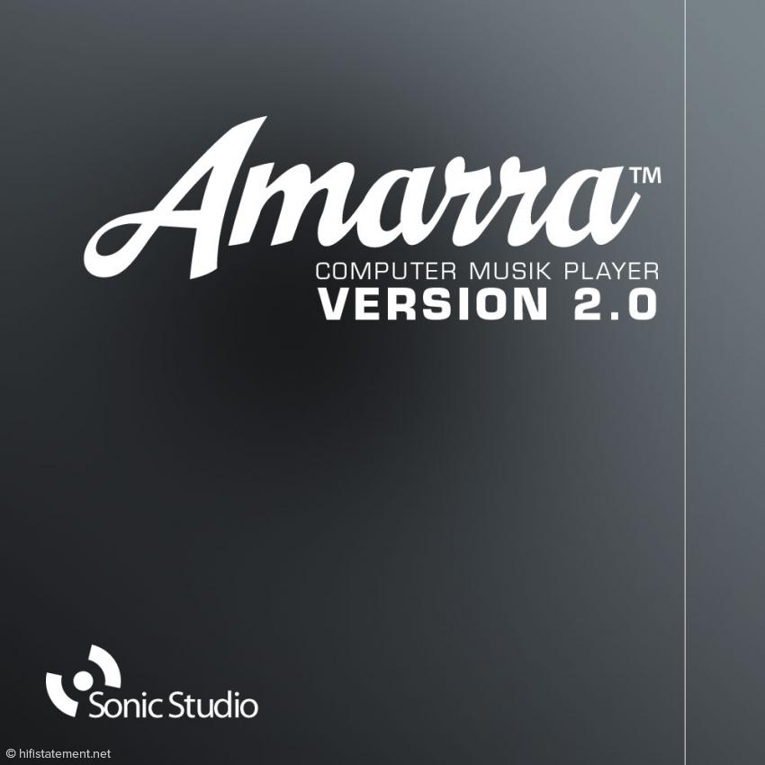 Sonic Studio Amarra Computer Music Player – die zweite