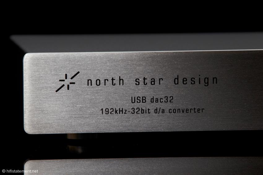 Die Frontplattendicke und die Präzision der Beschriftung genügen beim North Star zwar durchaus audiophilen Ansprüchen, sind aber weit davon entfernt, zum Selbstzweck zu werden