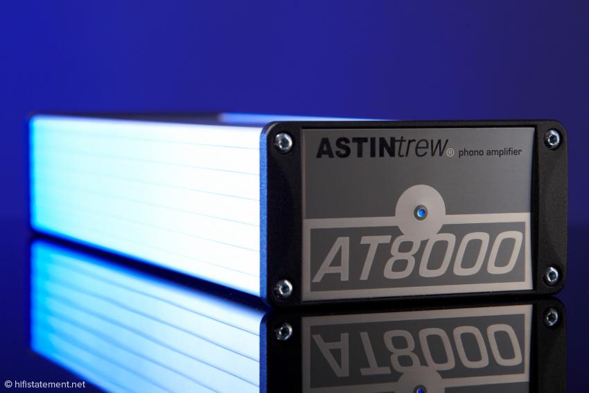 Astin Trew AT8000 Phonovorverstärker