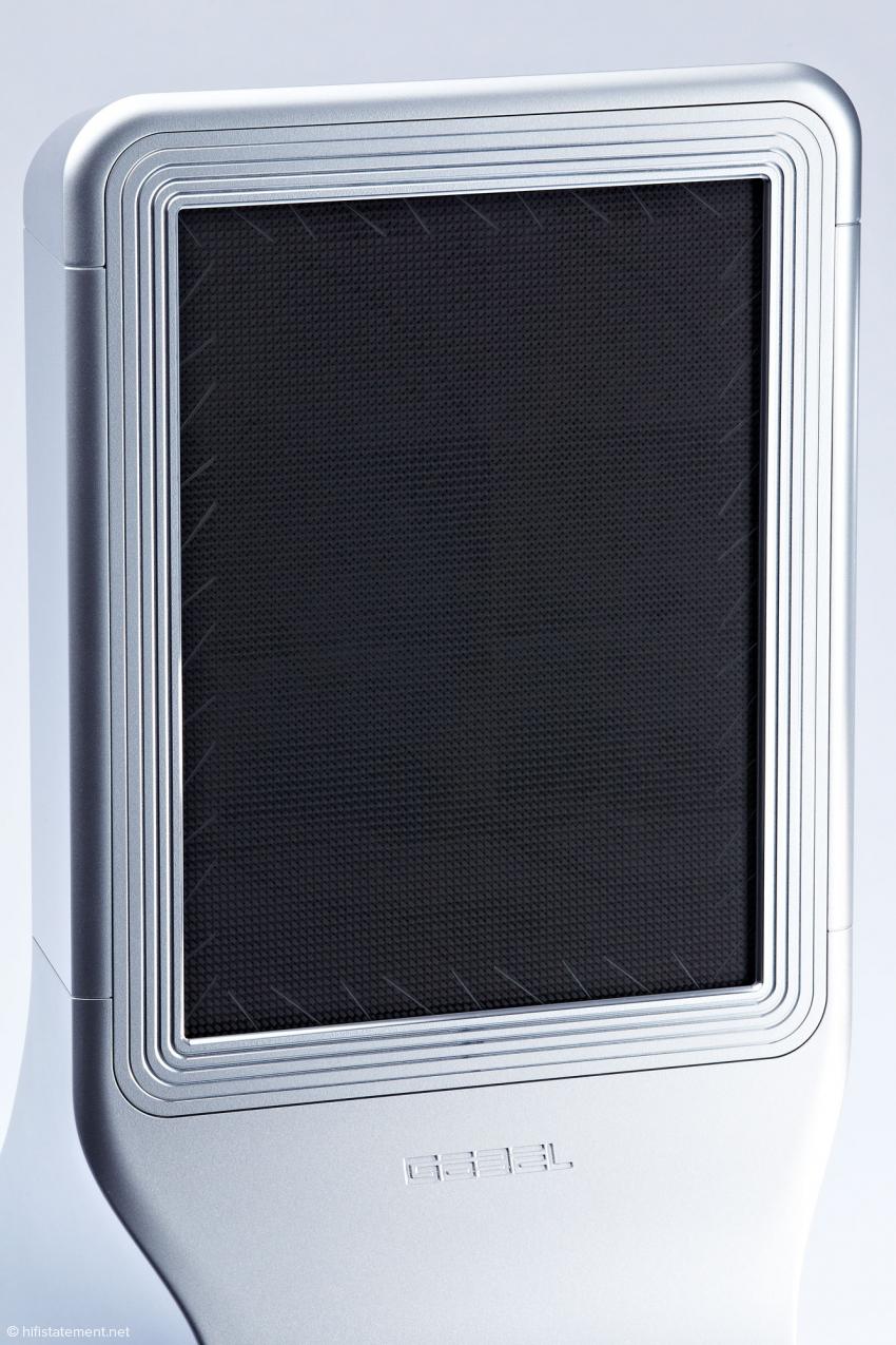 Der sogenannte biegesteife Biegenwellenstrahler wurde für Göbel High End patentiert
