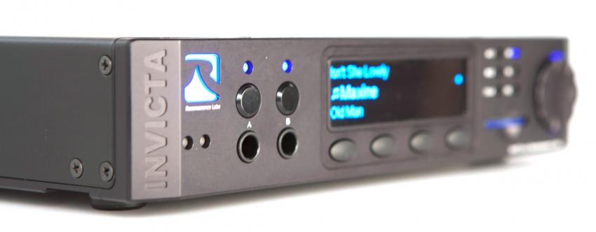 Resonessence Labs Invicta, ein DSD-fähiger D/A-Wandler