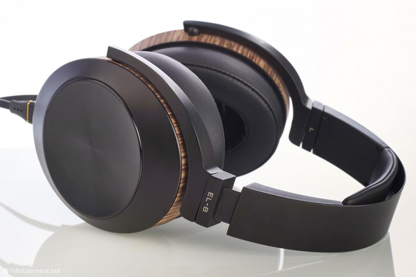 Das Design der beiden EL-8 wurde von BMWDesignWorks USA entwickelt