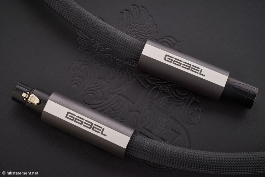Das AES/EBU-Kabel heißt bei Göbel Digital XLR und ist äußerlich nicht von einen symmetrischen NF-Kabel zu unterscheiden