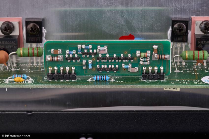 Diese ist der symmetrische Voltair In-Out-Treiber