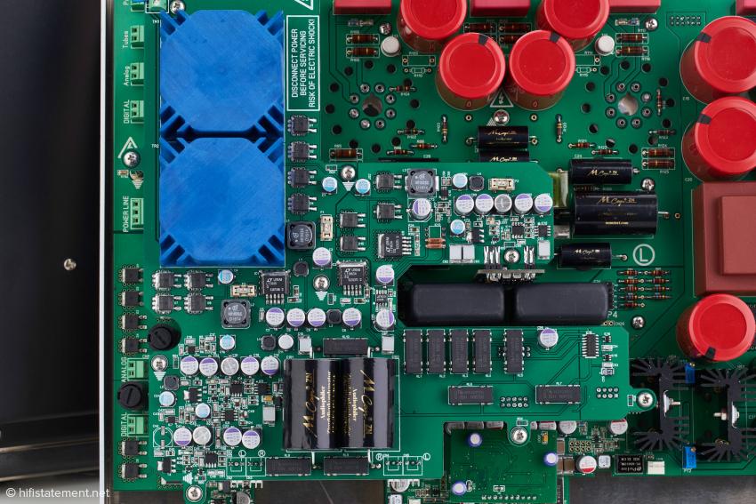 Das Analogboard im Detail
