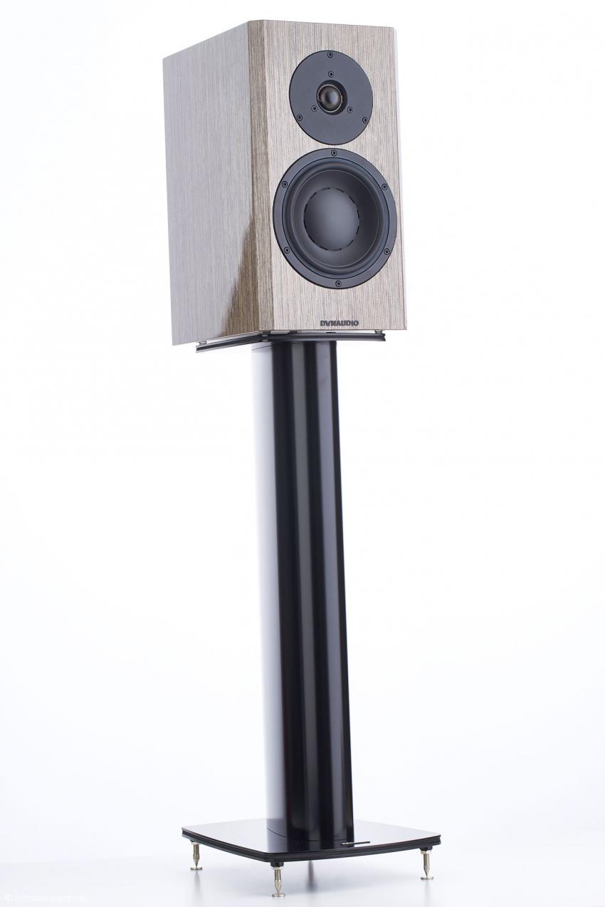 Die passenden Dynaudio Stand 6 gibt es in diversen Oberflächen. Auch sie tragen zum Klang bei