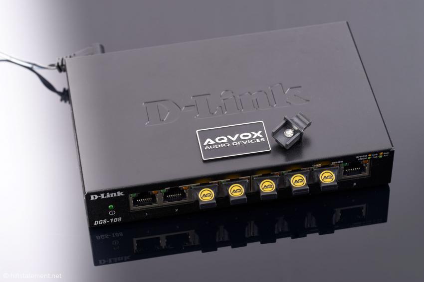 Außen unscheinbar, innen funkelts: Die Wirkungsweise der LAN-Detoxer ist für mich ein Buch mit sieben Siegeln