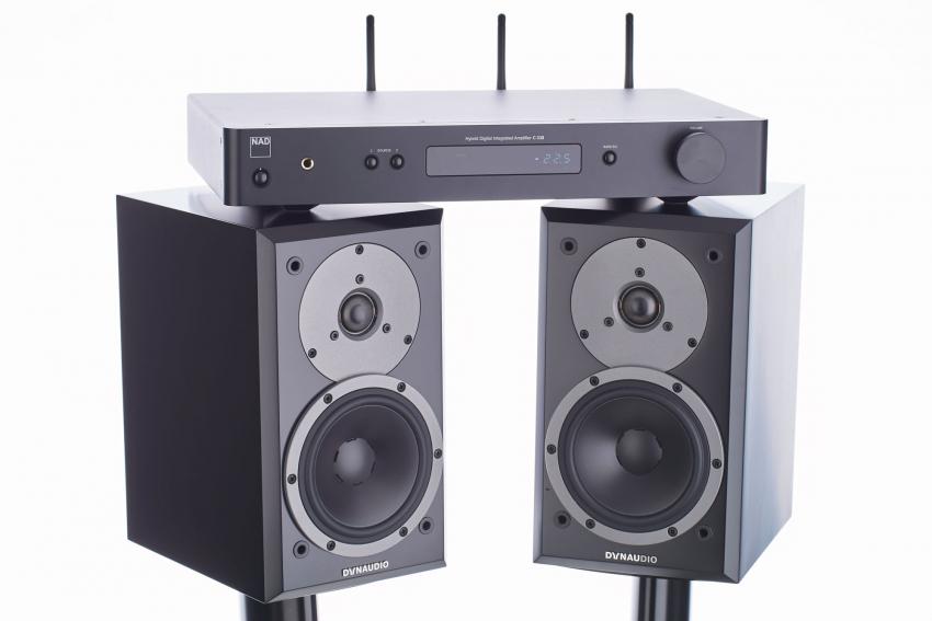 Moderner netzwerkfähiger Streamingclient trifft auf klassisches passives Lautsprecherdesign
