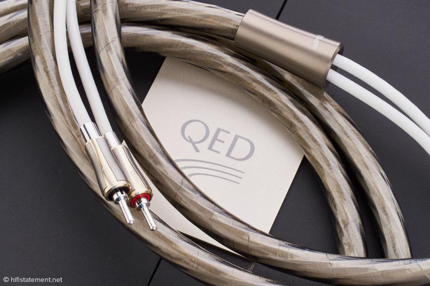 Das neue QED Supremus ist nicht übermäßig steif und lässt sich gut verlegen