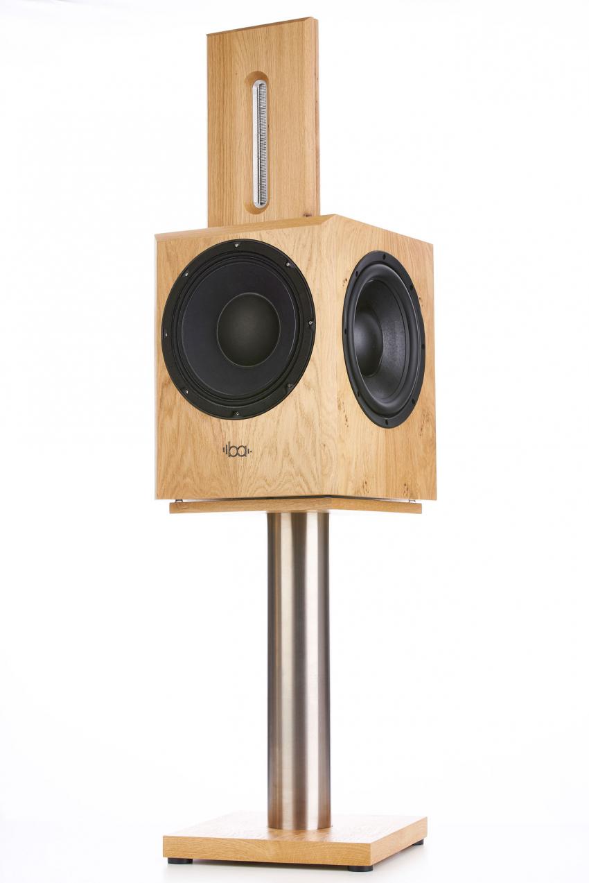 Zeitlose Eleganz und perfekte Verarbeitung zeichnet die Bohne Audio BB-10 aus. Der WAF – wife acceptance factor – wir hier wohl ernst genommen