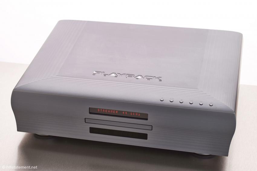 Playback Designs' MPS-8 ist hervorragend verarbeitet