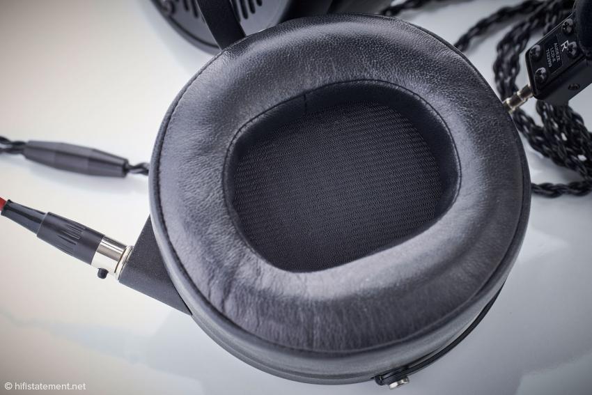 Während langer Hörsessions haben die Polster stets zum hohen Tragekomfort des LCD-X beigetragen