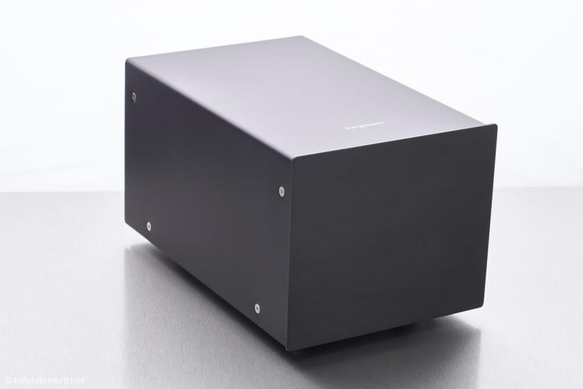 Der Kompressor ist erfreulicherweise unscheinbar: optisch und akustisch
