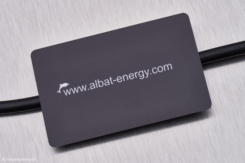 Wer mehr über Albat erfahren möchte findet auf der Karte den Web-Zugang