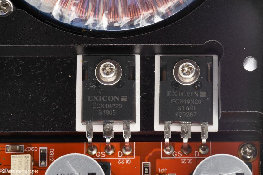 Die Leistungs-MOSFETs von EXICON