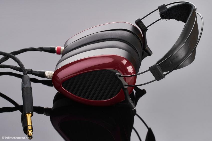 Der AEON 2 nutzt den gleichen Kopfbügel wie alle anderen Dan-Clark-Audio-Produkte auch