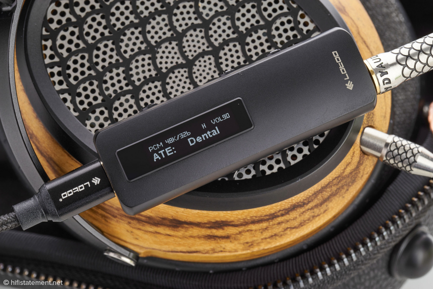"""ATE steht für """"Acoustic Timbre Embellisher"""", eine Art Filter. Der mit dem Namen """"Dental"""" ist ein Low-Pass-Filter"""