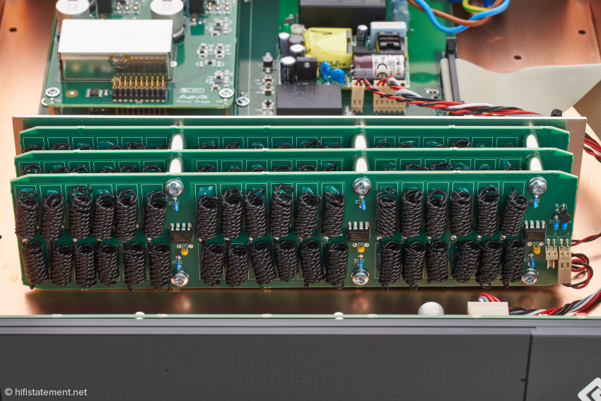 The R-580 makes use of 108 Active Tesla Coils!
