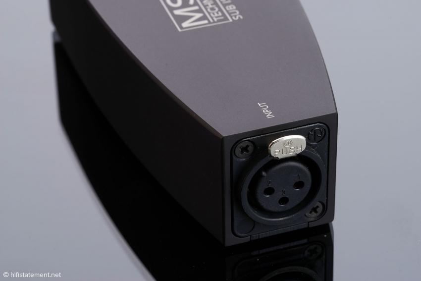 Der Sub-Isolator belastet den Vorstufenausgang nur vernachlässigbar stärker als die angeschlossene Endstufe