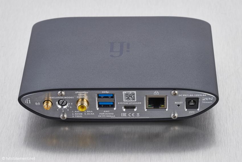 In vielen Fällen dürfte die S/PDIF-Schnittstelle dem Anschluss eines DACs über USB überlegen sein